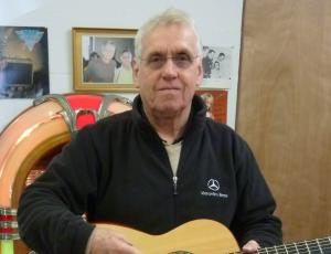 Terry Pack Guitars exhibiting at Thirsk Guitar Show 4th July 2021 See you There!